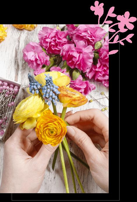 About Denham's Florist