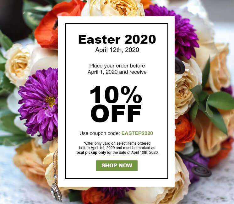 Easter 2020 Offer